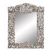 <strong>Traditional Carved Wall Mirror</strong> by Woodland Imports