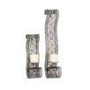 Woodland Imports 2 Piece Metal Sconce Set