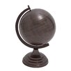 <strong>Metal Globe</strong> by Woodland Imports