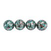 <strong>Woodland Imports</strong> Mirror Mosaic Decorative Ball (Set of 4)