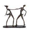 Woodland Imports Dancing Couple Figurine