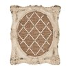 """Woodland Imports Traditional French Style Vinyl Wood Memo 2' 4"""" x 1' 10"""" Bulletin Board"""