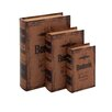 <strong>Woodland Imports</strong> 3 Piece Beethoven Themed Book Box Set