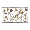 Woodland Imports Daisy Flower Wall Décor