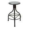 Woodland Imports Classic Bristrot Barstool