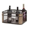 <strong>Woodland Imports</strong> 12 Bottle Tabletop Wine Rack