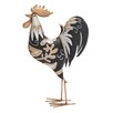 Woodland Imports African Styled Rooster Décor Statue