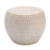 Woodland Imports Authentic Beaded Turkish Stool