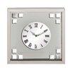 Woodland Imports Unique Wall Clock