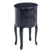 Woodland Imports 2 Drawer Nightstand