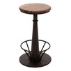 "Woodland Imports 28"" American Bar Stool"