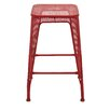 "<strong>Metal 26"" Barstool</strong> by Woodland Imports"
