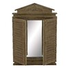 Woodland Imports Cunninghamia Wall Mirror