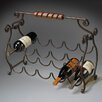 Butler Metalworks 10 Bottle Tabletop Wine Rack