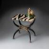 Butler Heritage Zebra End Table