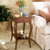 Plantation Cherry Rectangular End Table