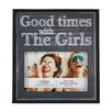 <strong>Fetco Home Decor</strong> Expressions Kiley Good Times with The Girls Picture Frame
