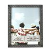 Fetco Home Decor Fashion Londonderry Filagree with Beaded Edge Picture Frame