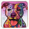 DENY Designs Dean Russo Cherish The Pitbull Jewelry Box Replacement Cover