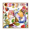 DENY Designs Blossom Pastel by CayenaBlanca Framed Graphic Art Plaque