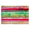 DENY Designs CayenaBlanca Ink Stripes Rug