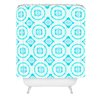 DENY Designs Elisabeth Fredriksson Crystal Flowers Shower Curtain
