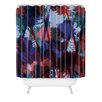 DENY Designs Sarah Bagshaw Thistles Shower Curtain