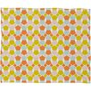 DENY Designs Hello Twiggs Bring Summer Back Fleece Throw Blanket