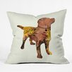 DENY Designs Iveta Abolina Lab Throw Pillow