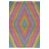 <strong>Bianca Green Ancient Rainbow Rug</strong> by DENY Designs