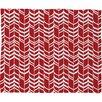 DENY Designs Andrea Victoria Jolly Plush Fleece Throw Blanket