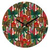 <strong>Aimee St Hill Baubles Wall Clock</strong> by DENY Designs