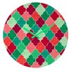 <strong>Jacqueline Maldonado Morocco Christmas Wall Clock</strong> by DENY Designs
