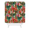 <strong>Aimee St Hill Baubles Woven Polyester Shower Curtain</strong> by DENY Designs