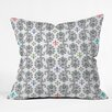 DENY Designs Andi Bird Paisley Ornamental Throw Pillow
