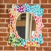 DENY Designs Garima Dhawan Rain 6 Wall Mirror