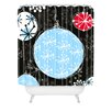 <strong>Rachael Taylor Bauble Magic Woven Polyester Shower Curtain</strong> by DENY Designs