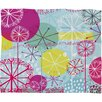 <strong>Rachael Taylor Snowflake Stems Plush Fleece Throw Blanket</strong> by DENY Designs