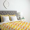 DENY Designs Hello Twiggs Bring Summer Back Duvet Cover