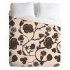 DENY Designs Georgiana Paraschiv Lightweight Floral II Duvet Cover