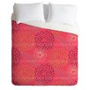 DENY Designs Kerrie Satava Lightweight Surprise Bloom Duvet Cover
