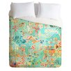 DENY Designs MIK 42 Lightweight Duvet Cover
