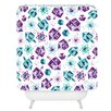 DENY Designs Zoe Wodarz Dreidel Facets Woven Polyester Shower Curtain