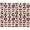 Bianca Green These Diamonds Are Forever Polyester Fleece Throw Blanket
