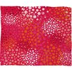 DENY Designs Khristian A Howell Brady Dots 2 Polyester Fleece Throw Blanket