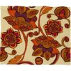 DENY Designs Valentina Ramos Boho Flowers Polyester Fleece Throw Blanket