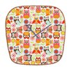 <strong>DENY Designs</strong> Valentina Ramos Cute Little Owls Wall Clock