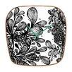 <strong>DENY Designs</strong> Julia Da Rocha Wild Leaves Wall Clock