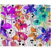 DENY Designs Holly Sharpe Lost in Botanica 1 Polyesterrr Fleece Throw Blanket