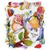 DENY Designs CayenaBlanca Blossom Pastel Quatrefoil Magnet Memo Board